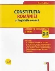 Constitutia Romaniei si legislatie conexa Ed. 2017 Carti