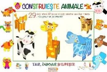 Construieste Animale - Irene Mazza