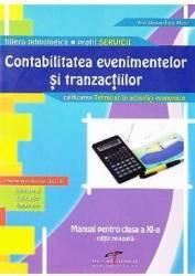 Contabilitatea evenimentelor si tranzactiilor cls 11 - Ana Alexandrina Matei