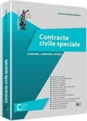 Contracte civile speciale - Carmen-Nicoleta Barbieru Carti