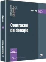 Contractul De Donatie - Lucia Uta