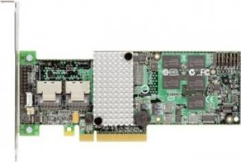 Controller RAID Intel Controller 8 internal 256 MB PCI Express 2 Controllere RAID