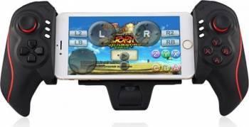 Controller Telescopic Joystick Gamepad pentru telefon si tableta 5-10 inch Negru Gadgeturi