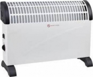 Convector Serreno 2000W termostat SER-CHY02 2000W 3 trepte de putere Termostat reglabil Alb Aparate de incalzire