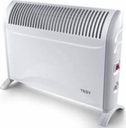 Convector electric TESY CCN214ZF Termostat reglabil Protectie anti-inghet Indicator luminos de functionare Alb Aparate de incalzire