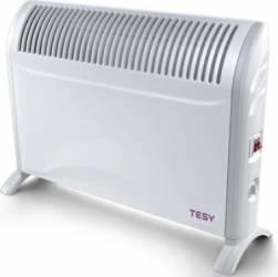 Convector electric TESY CN204ZF 2000W Termostat reglabil Protectie anti-inghet Alb Aparate de incalzire