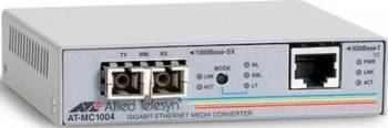 Convertor Media Allied Telesis AT-MC1004-60 Adaptor Retea