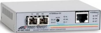 Convertor Media Allied Telesis AT-MC1004-60 Adaptor Retea