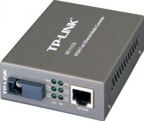 Convertor Media TP-Link MC111CS Adaptor Retea