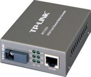 Convertor Media TP-Link MC112CS Adaptor Retea