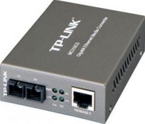 Convertor Media TP-Link MC210CS Adaptor Retea