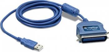 Convertor Trendnet USB-Paralel Accesorii