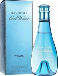 Cool Water 100ml by Davidoff Femei 100 ml Deodorant