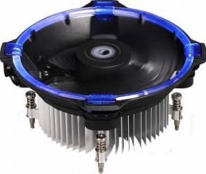 Cooler CPU ID-Cooling DK-03 Halo Intel Albastru Coolere componente