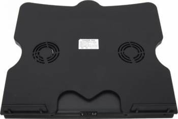 Cooler Laptop Esperanza Pampero EA103 Negru Standuri Coolere laptop
