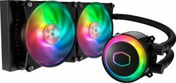Cooler procesor cu lichid Cooler Master MasterLiquid 240R RGB Coolere componente
