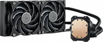 Cooler procesor cu lichid Cooler Master MasterLiquid Lite 240 Coolere componente