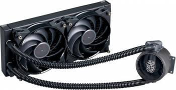Cooler procesor cu lichid Cooler Master MasterLiquid Pro 240 Coolere componente