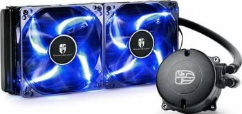 Cooler procesor cu lichid Deepcool Maelstrom 240T Coolere componente