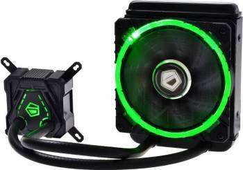 Cooler procesor cu lichid ID-Cooling ICEKIMO 120W Green