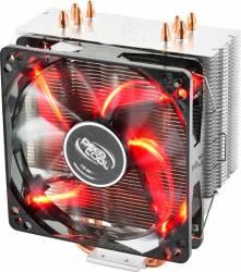 Cooler procesor DeepCool GAMMAXX 400 Red Coolere componente