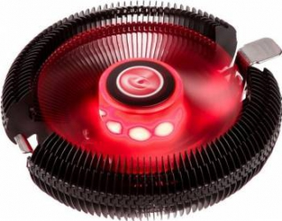 Cooler procesor Raijintek Juno-X Red LED Coolere componente