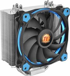 Cooler procesor Thermaltake Riing Silent 12 Blue Coolere componente