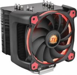 Cooler procesor Thermaltake Riing Silent 12 Pro Red Coolere componente
