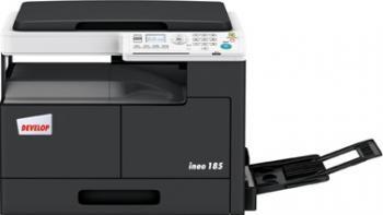 Copiator alb negru Develop Ineo 185+Toner TN116+ adaptor Retea Copiatoare