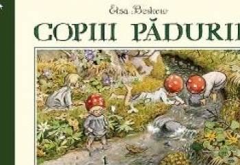 Copiii padurii - Elsa Beskow