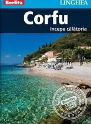 Corfu Incepe calatoria - Berlitz Carti