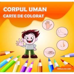 Corpul Uman Carte De Colorat