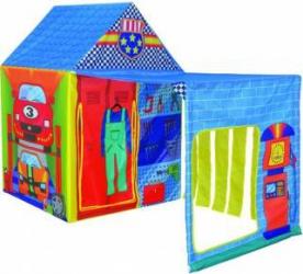Cort de joaca pentru copii Atelierul Auto  Corturi si Casute copii