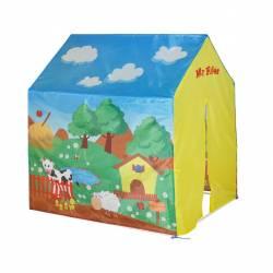 Cort de joaca pentru copii My Farm  Corturi si Casute copii