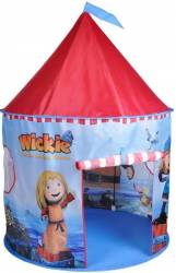 Cort de joaca pentru copii Wickie Castel  Corturi si Casute copii