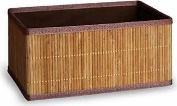 Cos Depozitare Heinner Bambus 30x20x15 Brown Mobila si Depozitare jucarii