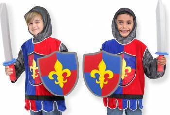 Costum carnaval copii Cavaler Melissa and Doug Costume serbare