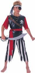 Costum de carnaval - Conducatorul piratilor Costume serbare