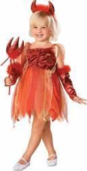 Costum de carnaval - DEMONITA Costume serbare