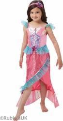 Costum de carnaval - PRINTESA SIRENA DELUXE Costume serbare