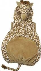 Costum de carnaval Girafa Miniland Costume serbare