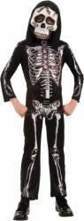 Costum de carnaval Rubie s Schelet Infricosator Negru cu alb Costume serbare