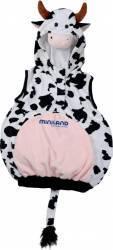 Costum de carnaval Vaca Miniland Costume serbare