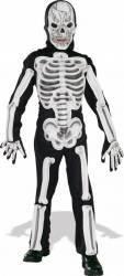 Costum de schelet 3D Costume serbare