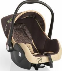 Cosulet Auto Bebelusi MONI Babytravel Brown Resigilat scaune auto si inaltatoare