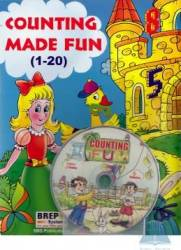 Counting made fun + CD