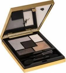 Fard de pleoape Yves Saint Laurent Couture Palette 01 Tuxedo Make-up ochi