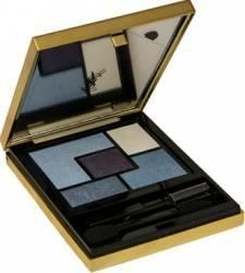 Fard de pleoape Yves Saint Laurent Couture Palette 06 Rive Gauche Make-up ochi