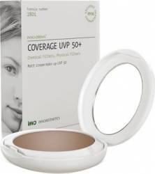 Fond de ten compact Inno Derma Coverage UV Protection 50+ Make-up ten