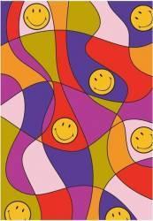 Covor copii Smiley model 8815 140x200 cm Disney  Decoratiuni camera